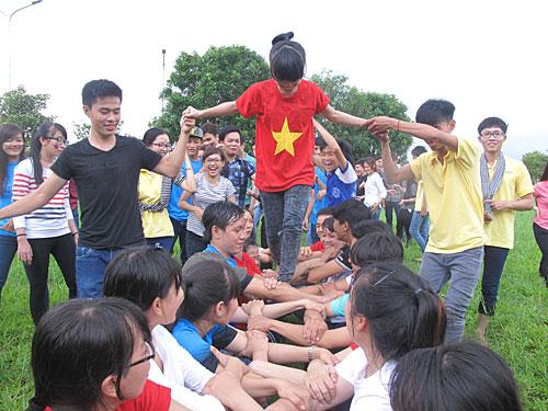 Teambuiding Chinh Phục Thành Công- Thắp Sáng Tương Lai