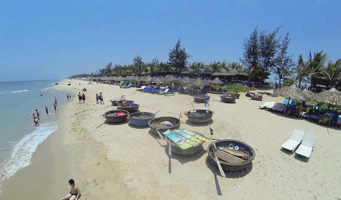 Hội An tổ chức nhiều hoạt động quảng bá du lịch biển