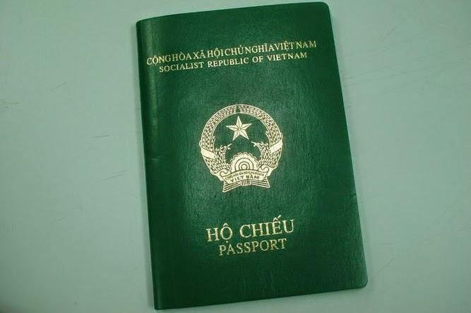 Thủ tục cấp hộ chiếu Phổ Thông