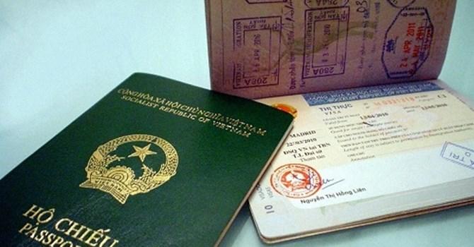 Visa và hộ chiếu khác nhau như thế nào?