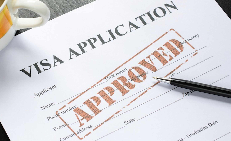 Đăng ký Visa và thư chấp thuận Visa
