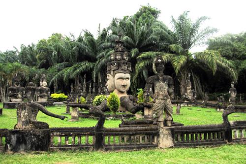 Tour TP HCM – Vienchan – Hồ Nậm Ngừng