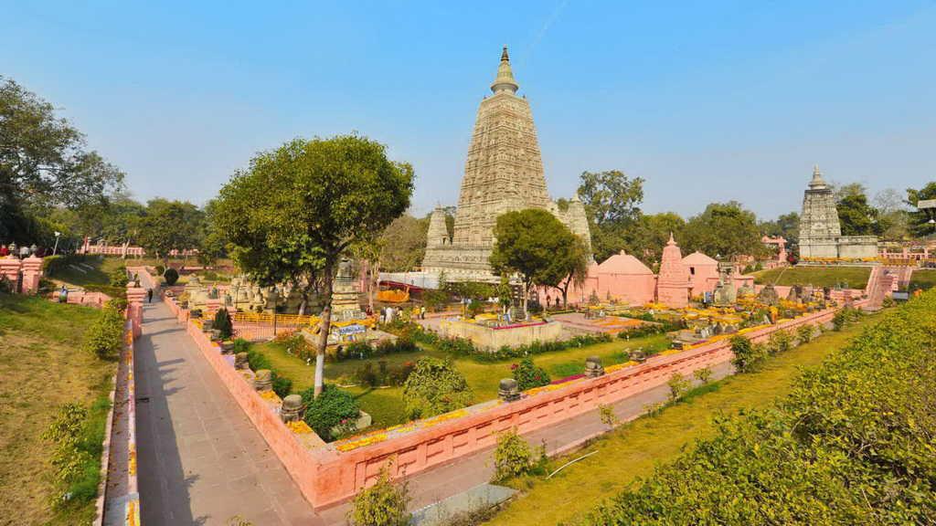 Tour Hà Nội Bodhgaya – Chùa Việt Nam – Kushinagar – Lumbini – Delhi Agra