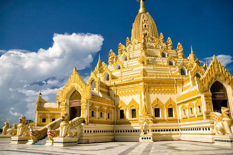 Tour Hà Nội– Yangon– Bago –Kyaikhtiyo- Hà Nội
