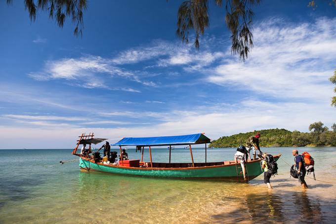 Tour TP HCM – Phnomphenh – Cao Nguyên Bokor – Biển Shihanuk Ville