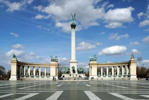 Tour Hà Nội- Đức- Áo- Séc- Slovakia- Hungary- Hà Nội