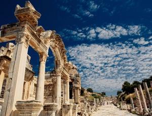 Tour  Tp.HCM – Canakkale – Kusadasi – Pamukkale – Konya – Cappadocia – Ankara – Istanbu