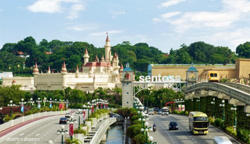 Tour TP HCM – Quốc Đảo Singapore – Malaysia Xinh đẹp
