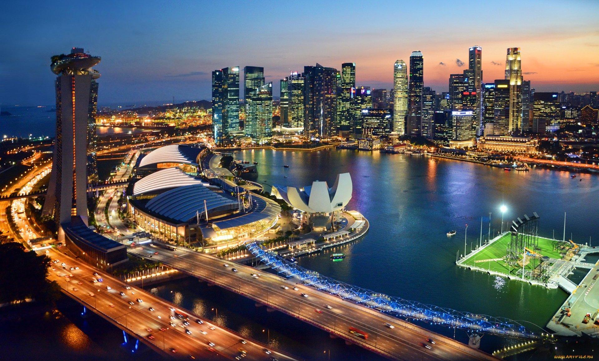 Tour Hà Nội – Malaysia xinh đẹp – Quốc đảo Singapore