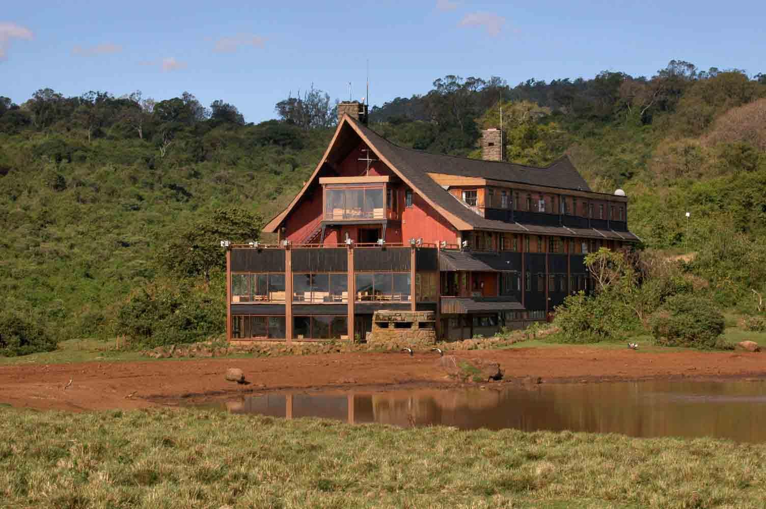 Tour Tp HCM- Nairobi- Vườn Quốc Gia Aberdares- Nakuru- Khu bảo tồn Masai Ma