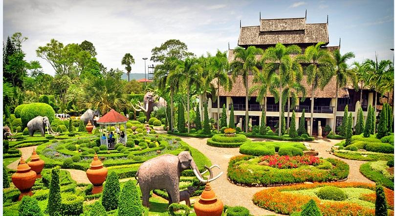 Tour Hà Nội- Bang Kok- Sriracha- Pattaya- Đảo Coral- Hà Nội