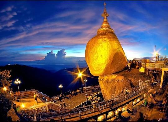 Tour Hà Nội- Yangon- Bago- Kyaikhtiyo
