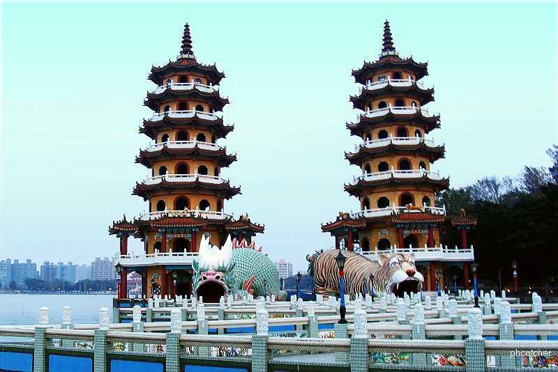 Tour Hà Nội- Đài Bắc- Đài Trung- Cao Hùng