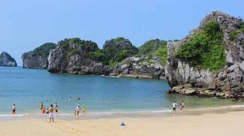 Tour Hà Nội – Đảo ngọc Cát Bà – Hà Nội