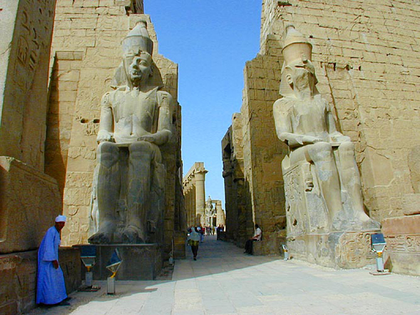 Tour Hà Nội – Cairo – Aswan – Luxor