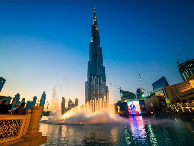 Tour Hà Nội – Dubai – Đảo Cọ Falm Jumeirah – Abu Dhabi – Hà Nội