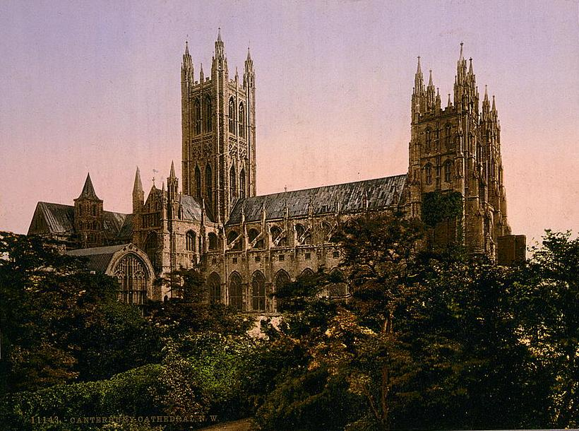 Canterbury-Cathedral-Church-of-England