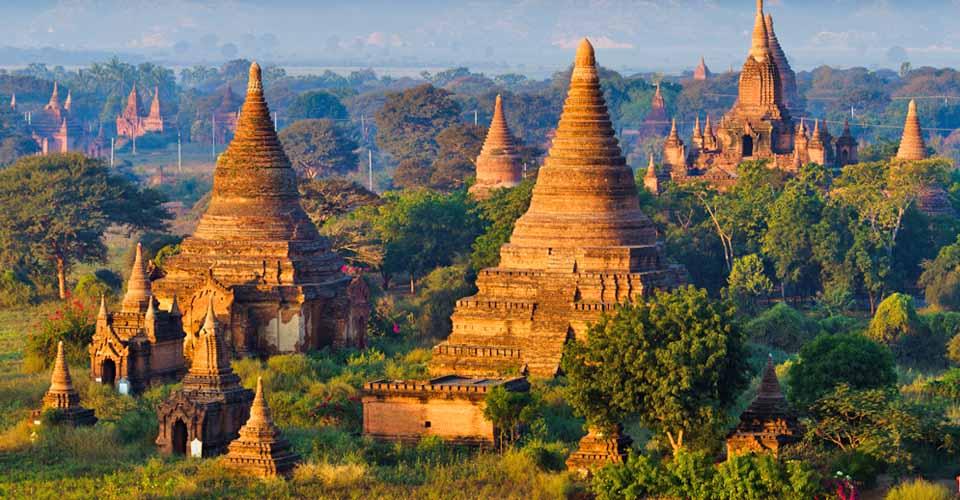Tour Hà Nội– Thủ đô Yangon– Thành phố Bago- Hà Nội