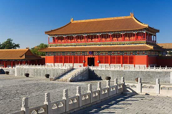 Tour Tp HCM- Bắc Kinh- Thiên Tân