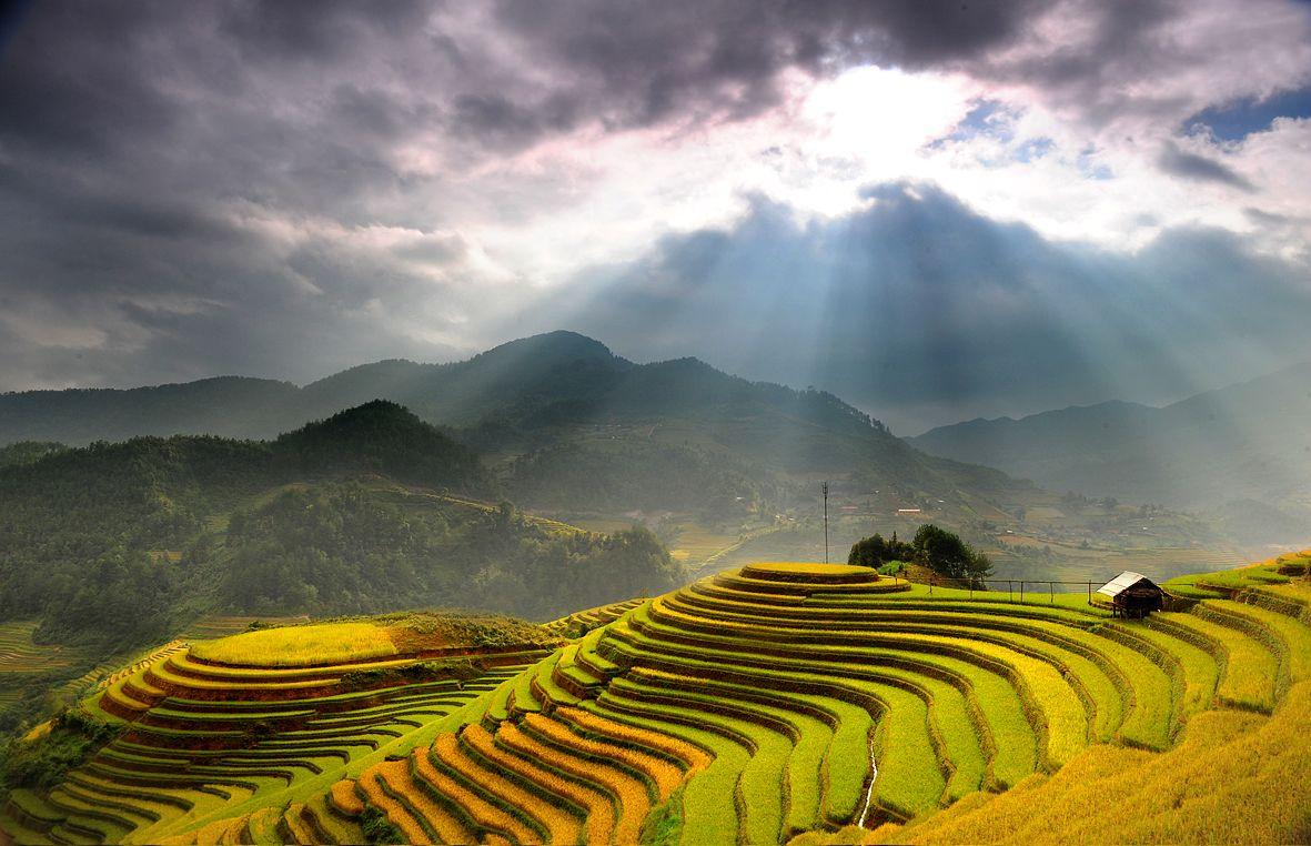 Tour Hà Nội- Mộc Châu- Điện Biên- Sapa
