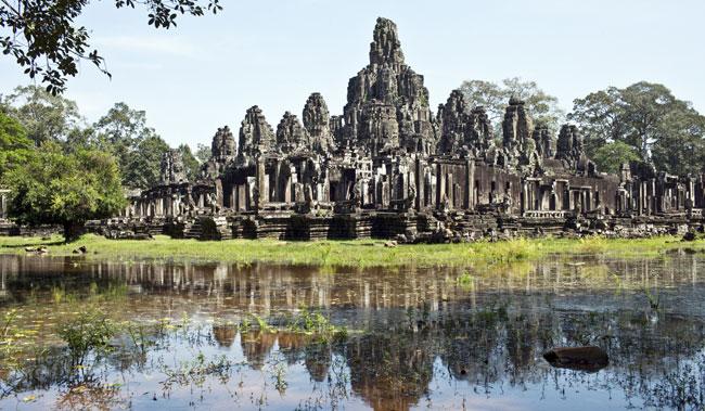 Tour Hà Nội- Tp HCM- Siemriep- Pnomphenh