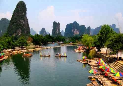 Tour Hà Nội- Nam Ninh- Hà Nội