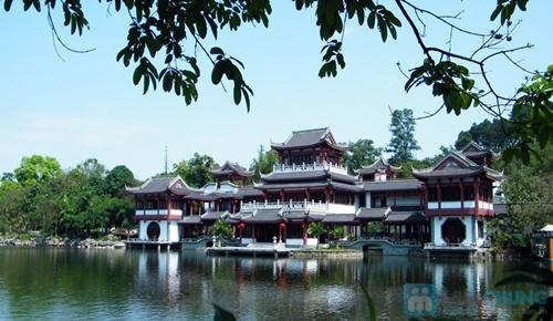 Tour Hà Nội- Bằng Tường- Quảng Châu- Thẩm Quyến- Nam Ninh