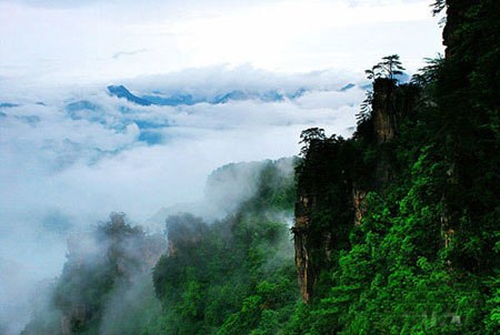 Tour Hà Nội- Nam Ninh- Trương Gia Giới