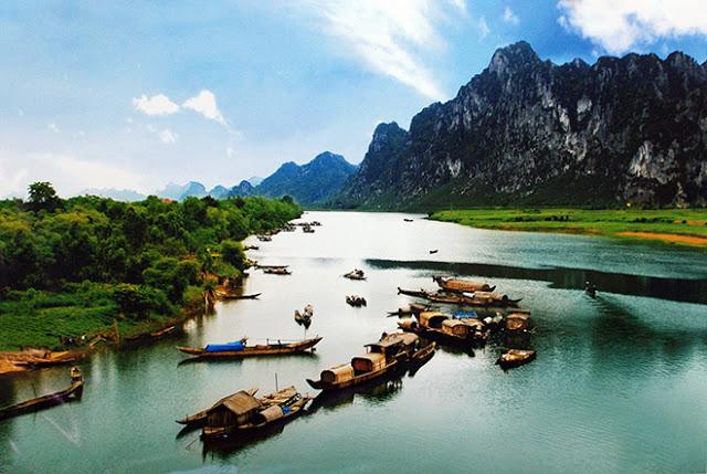 Tour Hà Nội- Động Phong Nha- Hang Cô Tám- Động Thiên Đường