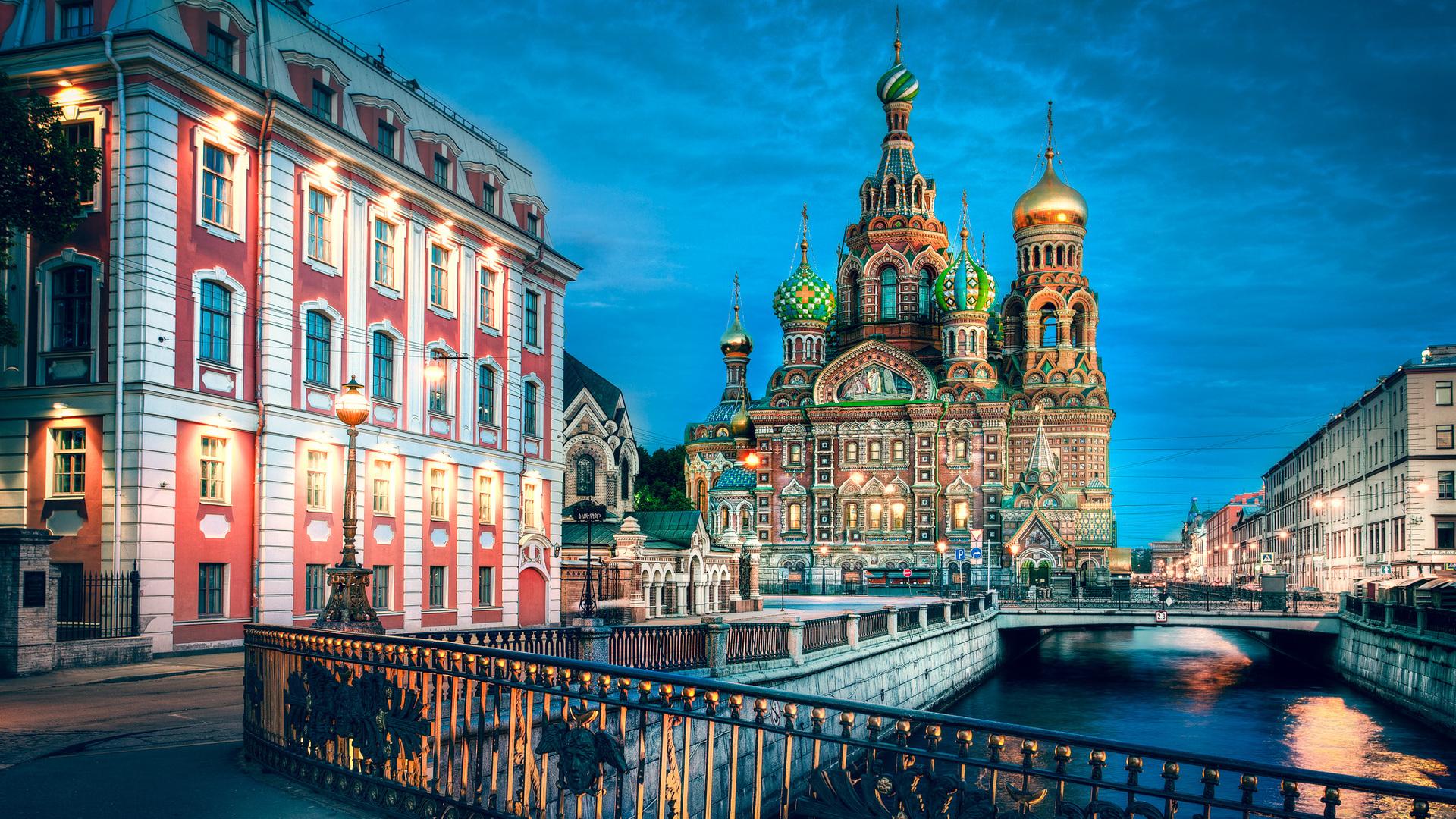 Tour Hà Nội – Matxcova – Saint Peterburg – Hà Nội