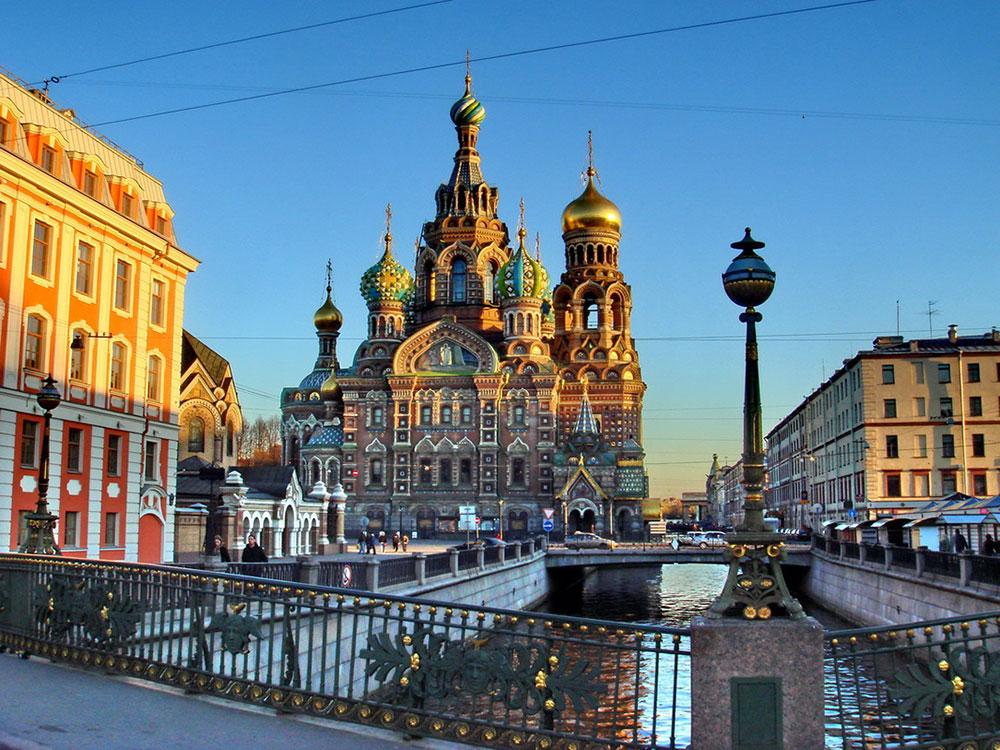 Tour Hà Nội – Chương trình đặc biệt đêm trắng nước Nga