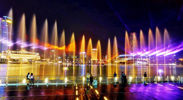Tour TPHCM – Malaysia – Singapore – Indonesia