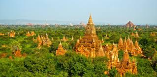 Tour Hà Nội- Chùa Hòn Đá Vàng Kyaikhtiyo- Bago