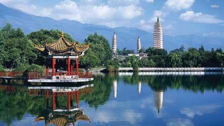Tour Hà Nội- Côn Minh- Lệ Giang- Sharila- Trung Quốc- Đại Lý