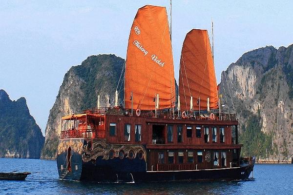 Tour Hà Nội- Hạ Long- Du Thuyền Violet