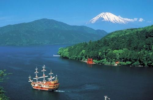 Hà Nội - Tokyo - Hakone - Phú Sỹ